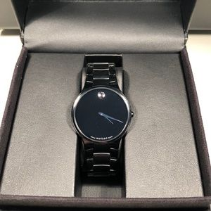 Fully authentic Swiss made Movado watch